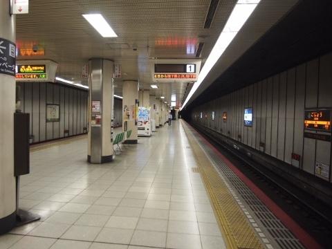 京都市営地下鉄烏丸線 五条