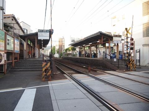 叡山電鉄叡山本線 一乗寺