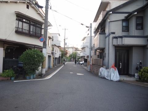 叡山電鉄叡山本線 茶山