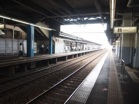 京王線 南平