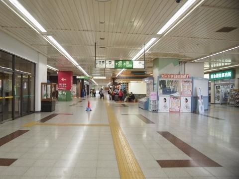 陸羽東線 古川
