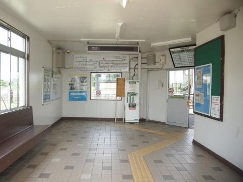 陸羽東線 西古川