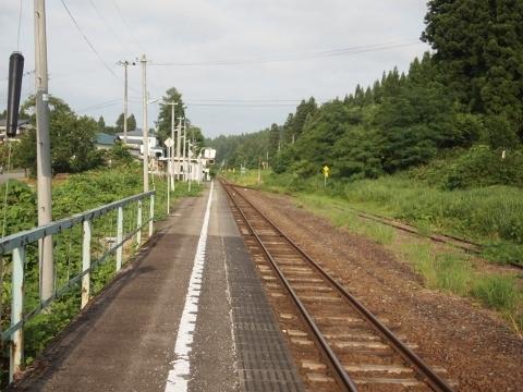 陸羽東線 長沢