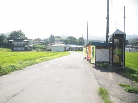 陸羽東線 東長沢