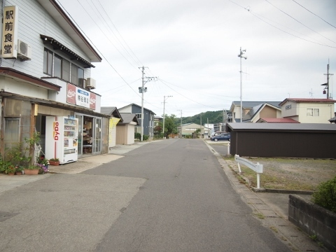 由利高原鉄道 鮎川