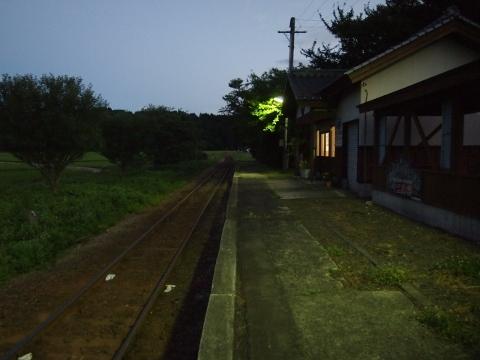 由利高原鉄道 西滝沢