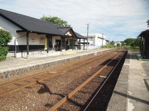 由利高原鉄道 前郷