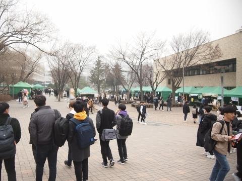 東大生、ソウル大に留学する 6日目