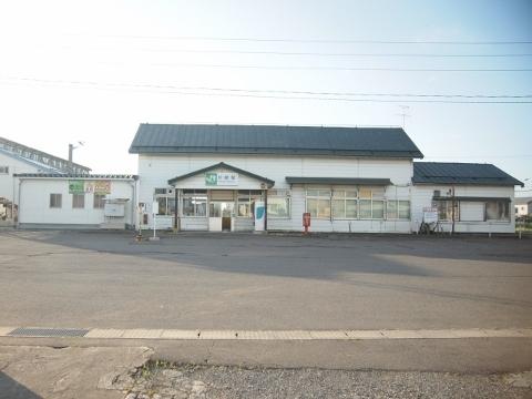 奥羽本線 川部