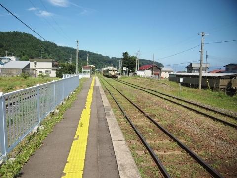 五能線 北金ケ沢