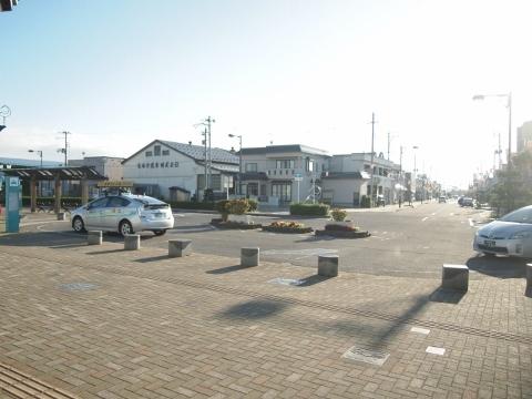 五能線 陸奥鶴田