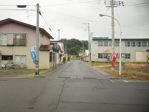 津軽線 今別