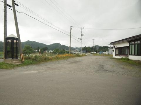 津軽線 大平