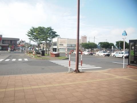 奥羽本線 大館