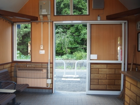 花輪線 赤坂田