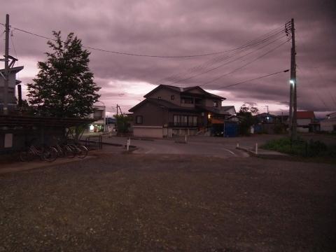 米坂線 犬川