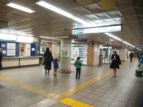 東京メトロ日比谷線 北千住