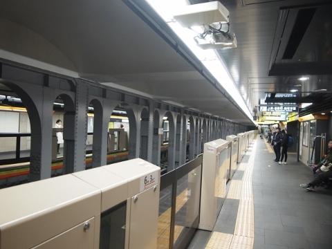 東京メトロ銀座線 上野広小路