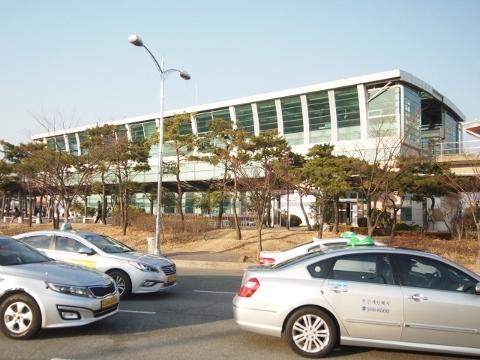 〔韓国〕釜山-金海軽電鉄 空港