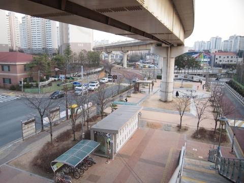〔韓国〕釜山-金海軽電鉄 加耶大