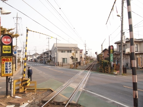 秩父鉄道 東行田