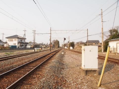 秩父鉄道 武州荒木