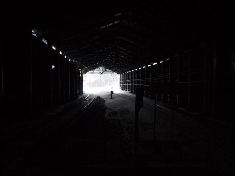 奥羽本線 峠