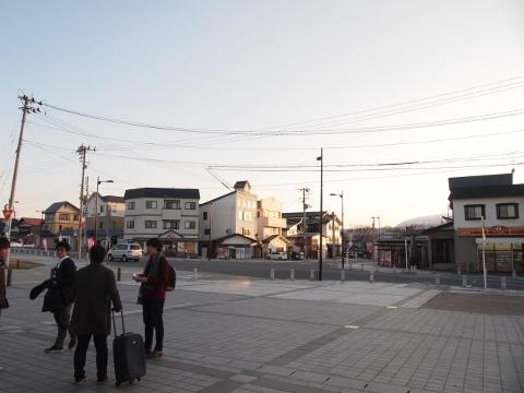 奥羽本線 大石田