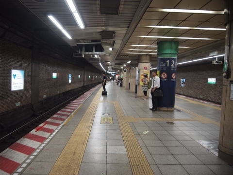 東京メトロ千代田線 湯島