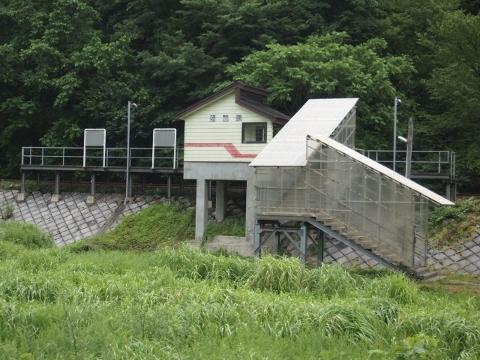 秋田内陸縦貫鉄道 左通