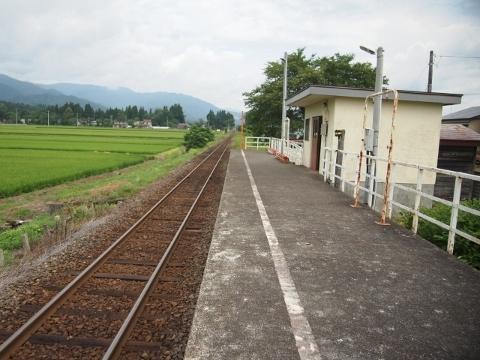 秋田内陸縦貫鉄道 西明寺