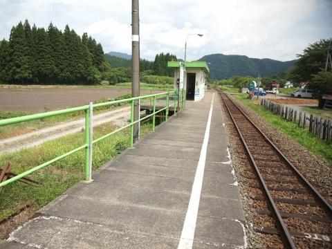 秋田内陸縦貫鉄道 松葉