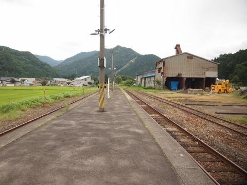 秋田内陸縦貫鉄道 比立内