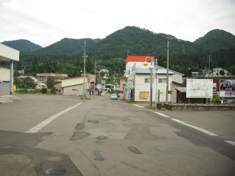秋田内陸縦貫鉄道 阿仁合