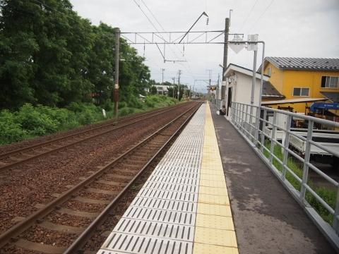 奥羽本線 上飯島