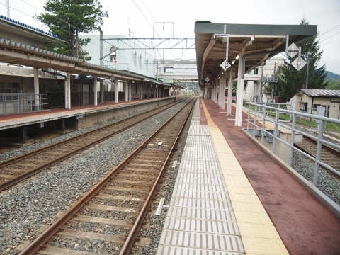 田沢湖線 雫石