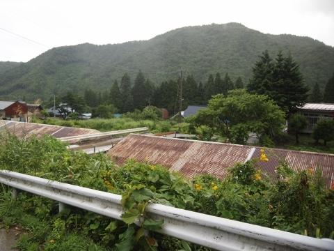 奥羽本線 大沢