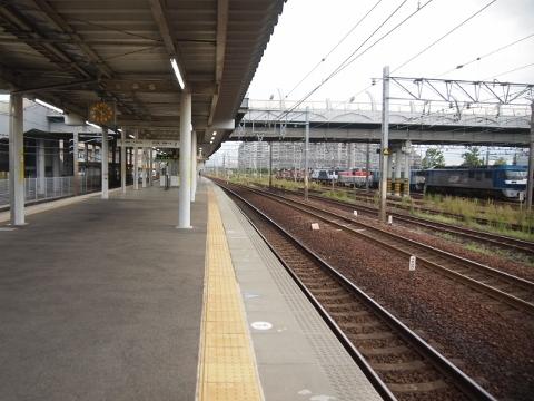 東海道本線 稲沢
