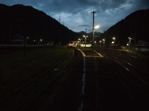 高山本線 飛驒金山