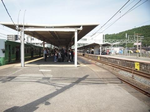 東海道本線 山科