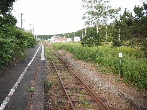 日高本線 富川