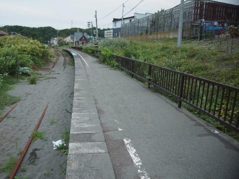 日高本線 東町