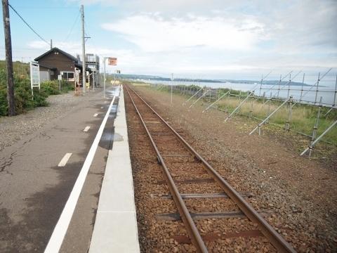 釧網本線 北浜