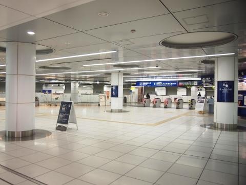 京急空港線 羽田空港国際線ターミナル
