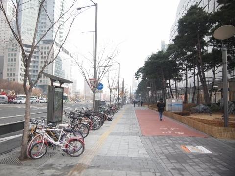 〔韓国〕ソウル地下鉄2号線 蚕室