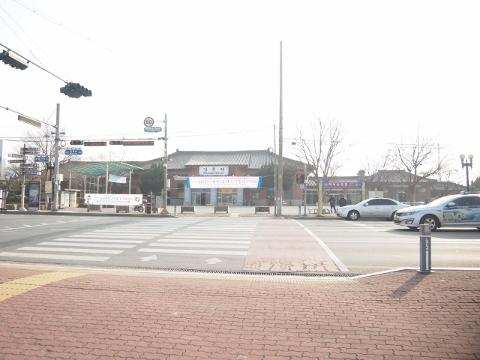 〔韓国〕中央線 慶州