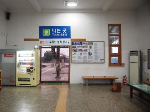 〔韓国〕東海線 仏国寺