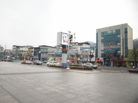 〔韓国〕京釜線 金泉