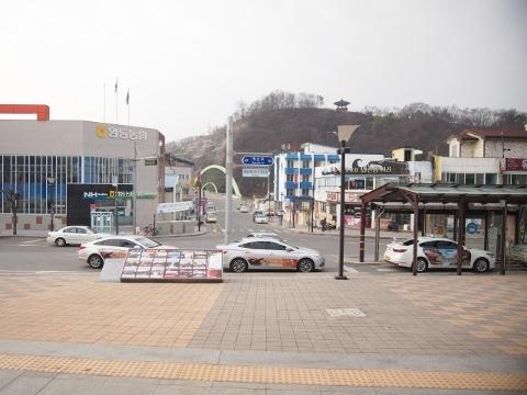 〔韓国〕京釜線 永同