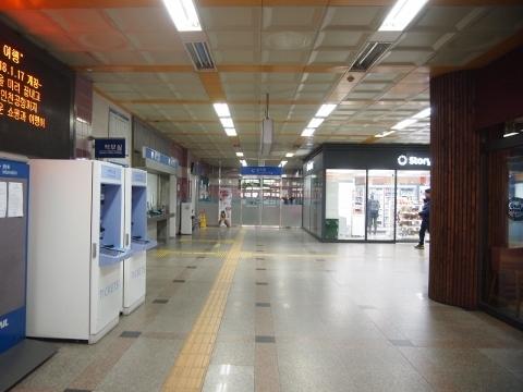 〔韓国〕京釜線 新灘津